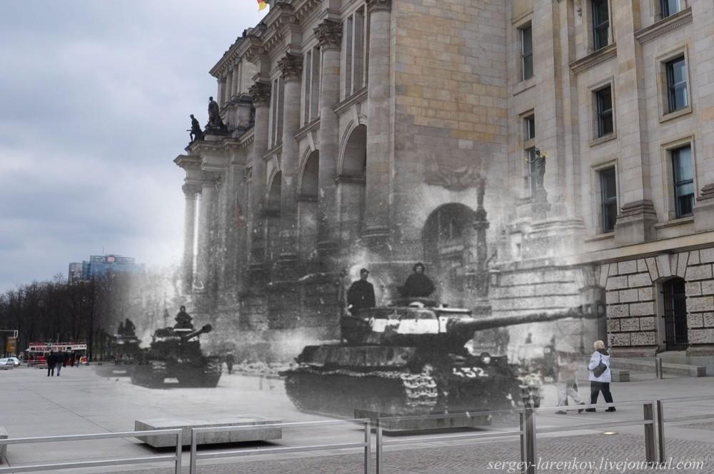 43 Берлин 1945-2010. Исы у Рейхстага..jpg