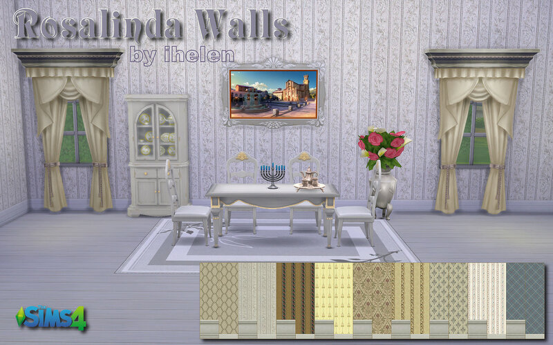 Rosalinda Walls by ihelen