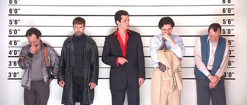 حقائق عن افلام - The Usual Suspect