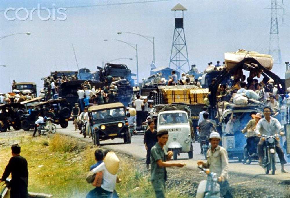 Освобождение Сайгона: как это было! К 40-летию со Дня Победы Вьетнама (США) (3)