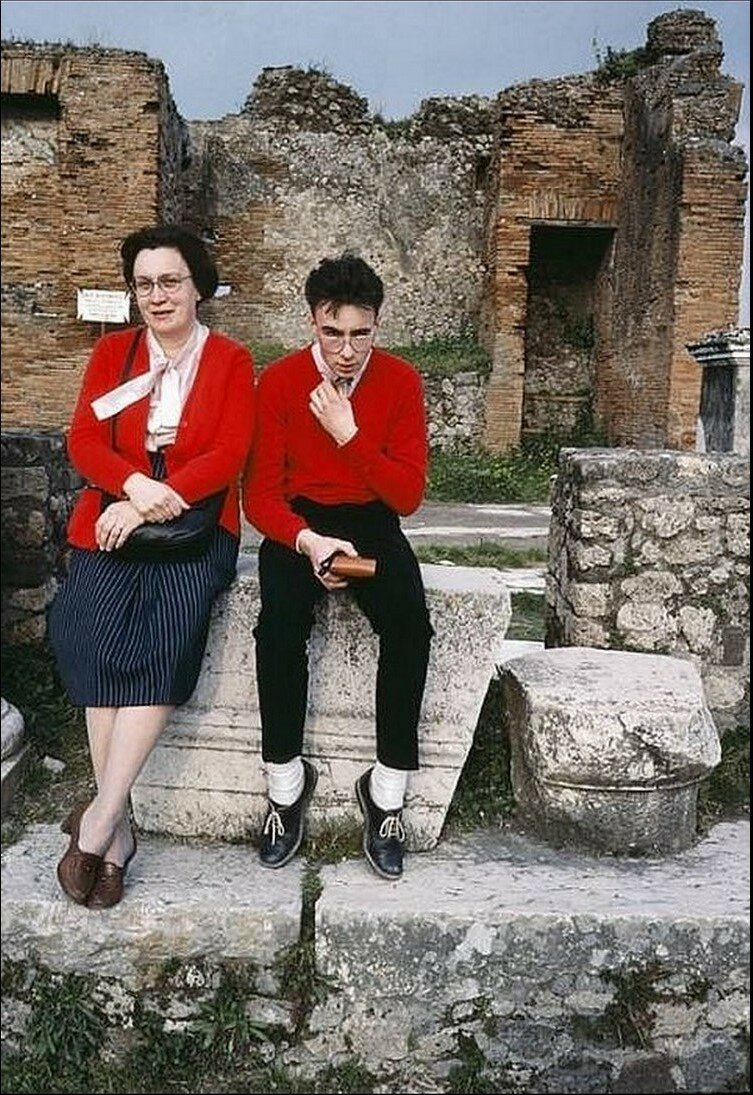 Помпеи, 1985