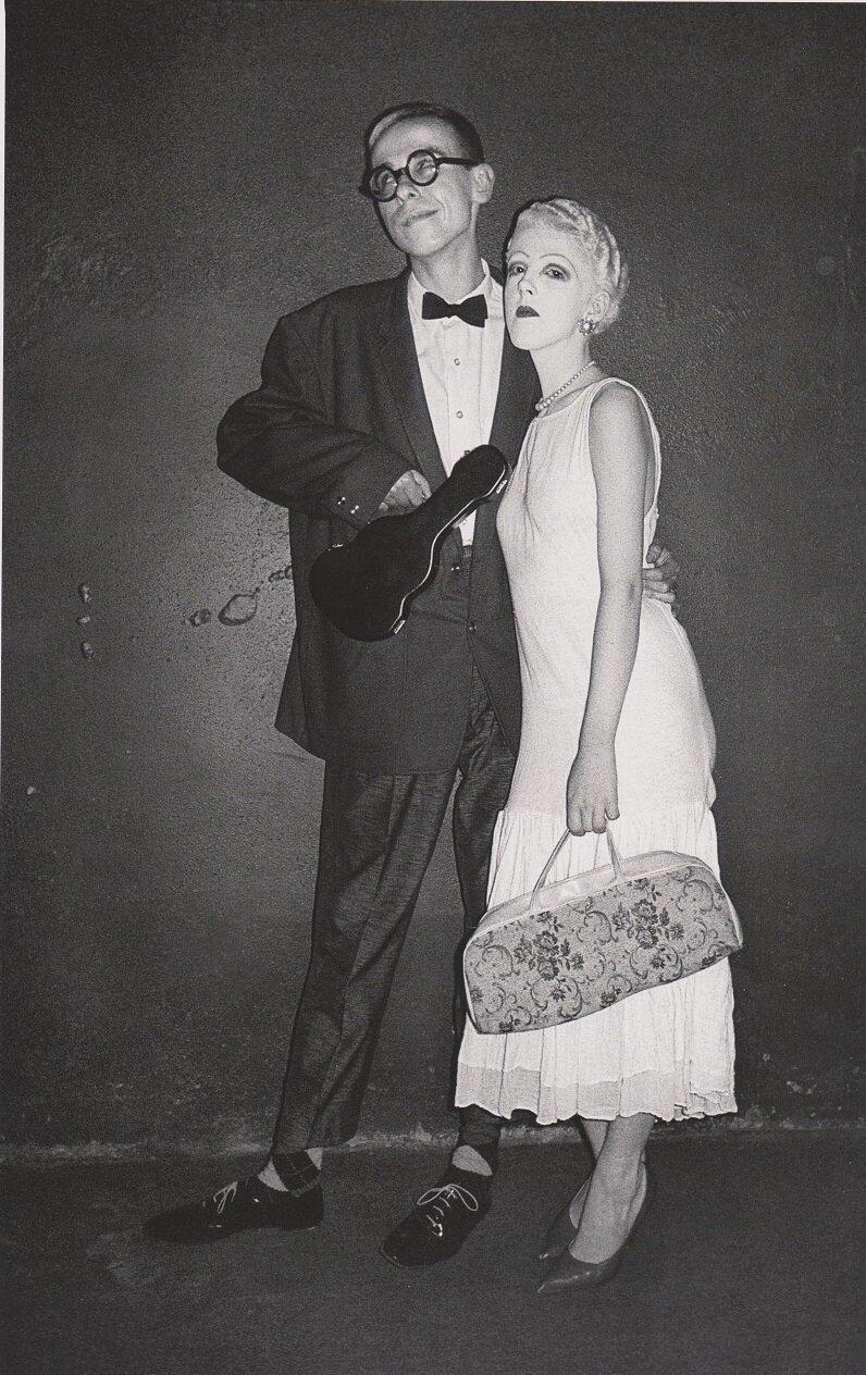 1982. Скарлетт и Мартин в «Camden Palace»