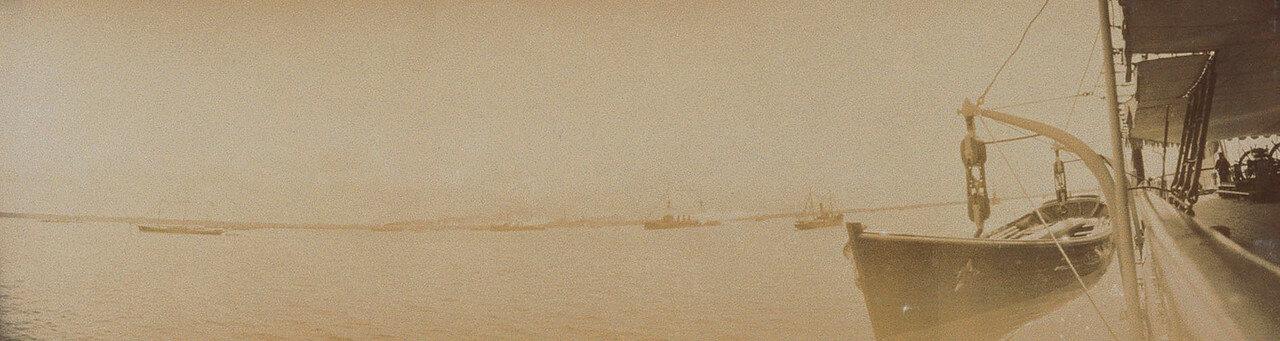 07. Корабли в Ревельском заливе