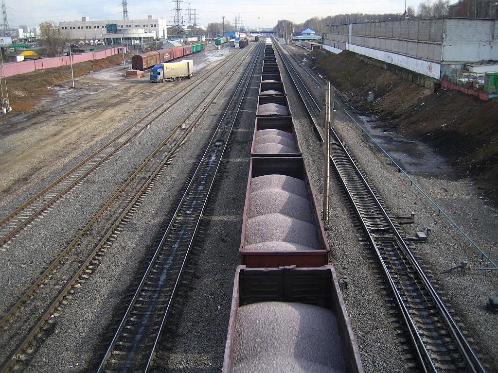 Железнодорожная станция Владыкино-Московское