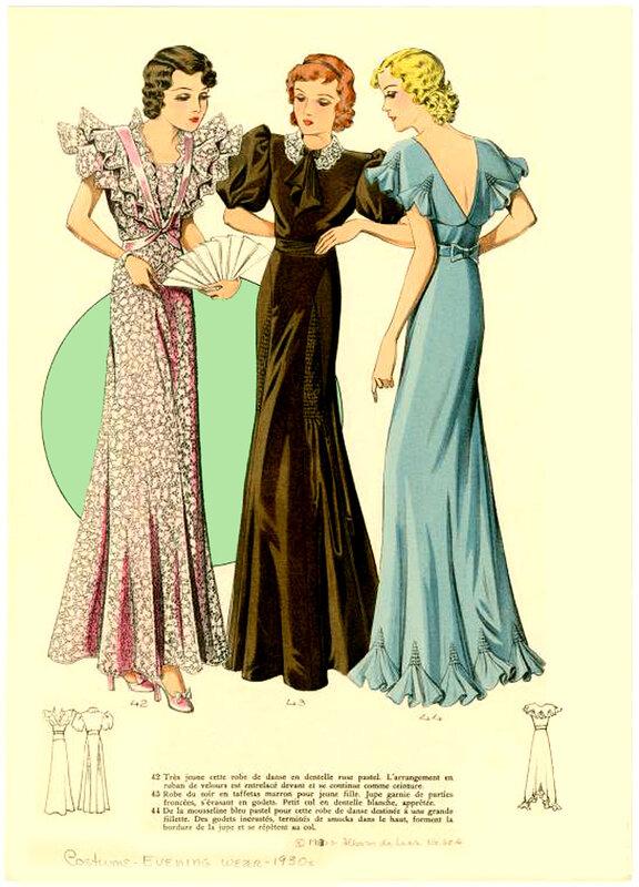 мода х годов фото платья где можно купить платья.