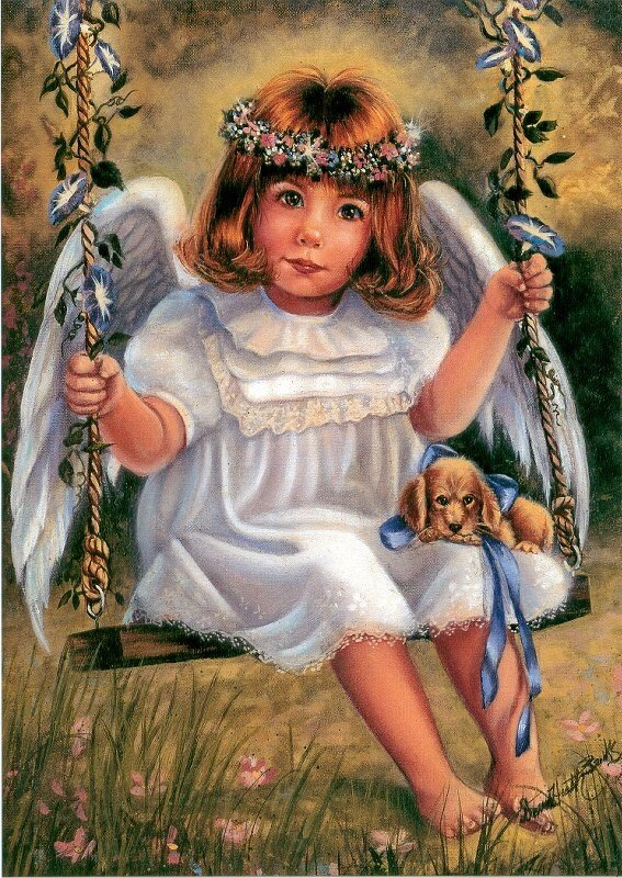 Маленькие ангелочьки