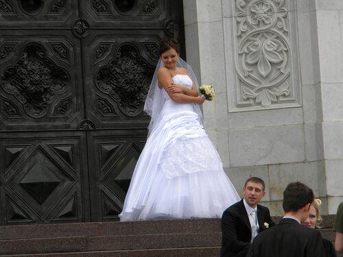 Невеста на пьедестале