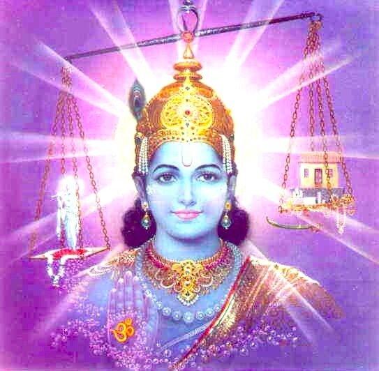 Господь Вишну, правитель наших миров - экспансия Кришны