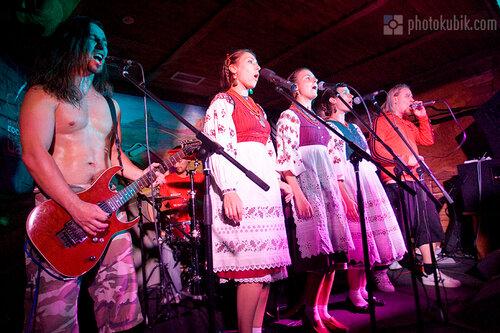 концертное фото  Концертная фотография: Назад Шляху Немає