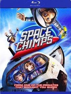 Скачать с народа Мартышки в космосе / Space Chimps (2008) BDRip 1080p
