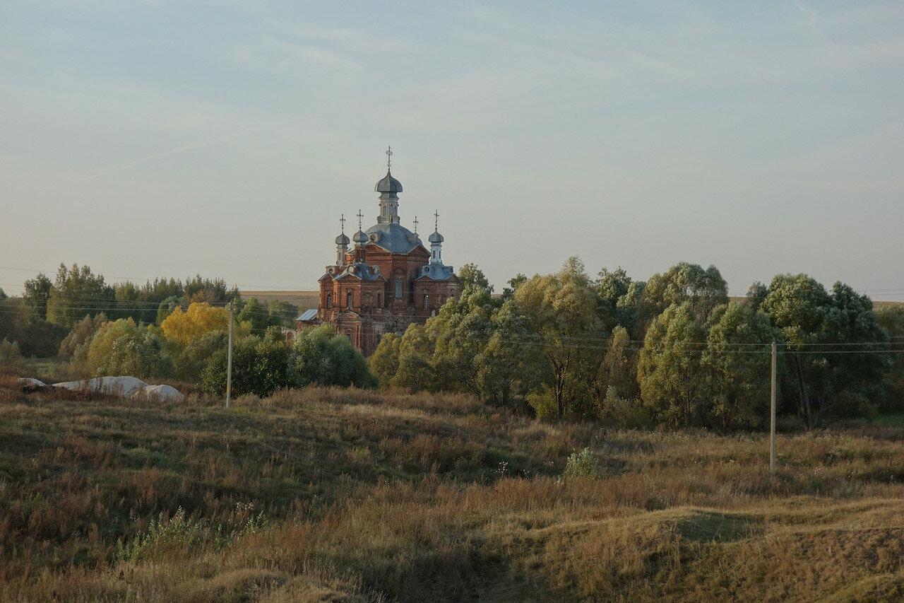 Покрово-Гагарино, храм