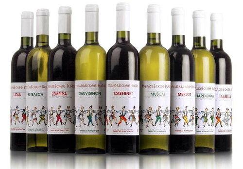 Молдавское вино теряет позиции на российских прилавках