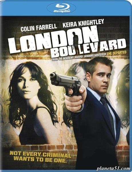 Телохранитель / London Boulevard (2010/HDRip)