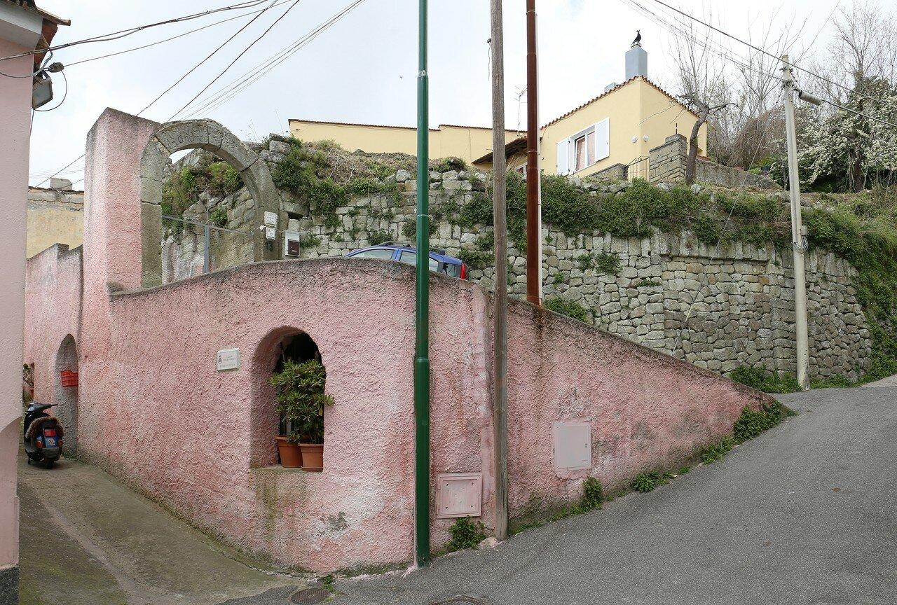 Ischia. Fontana village