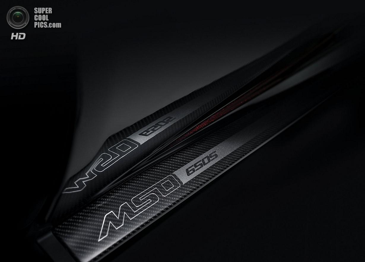 Инфернальный McLaren