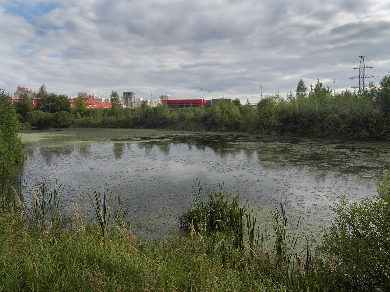 Борисовка. Автор фото: Юрий Семенов