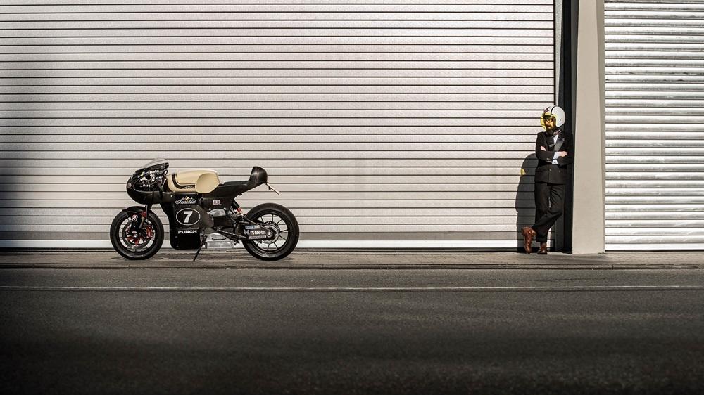 Компания Sarolea начала принимать предзаказы на электроциклы Sarolea Manx 7
