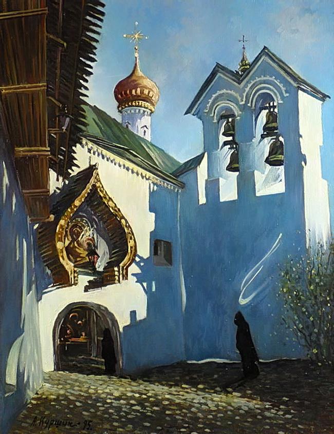 Анатолий Куршин. Сокровенный тайны Красоты