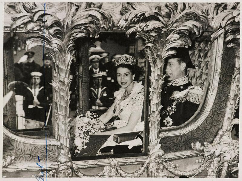 Коронация Ее Величества Королевы Елизаветы II 2 июня 1953