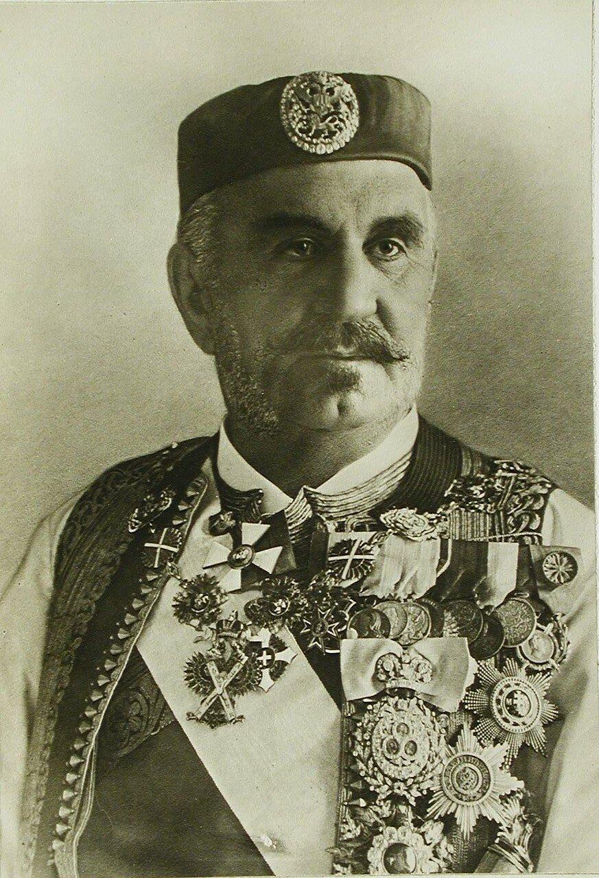 05. Портрет короля Черногории Николая
