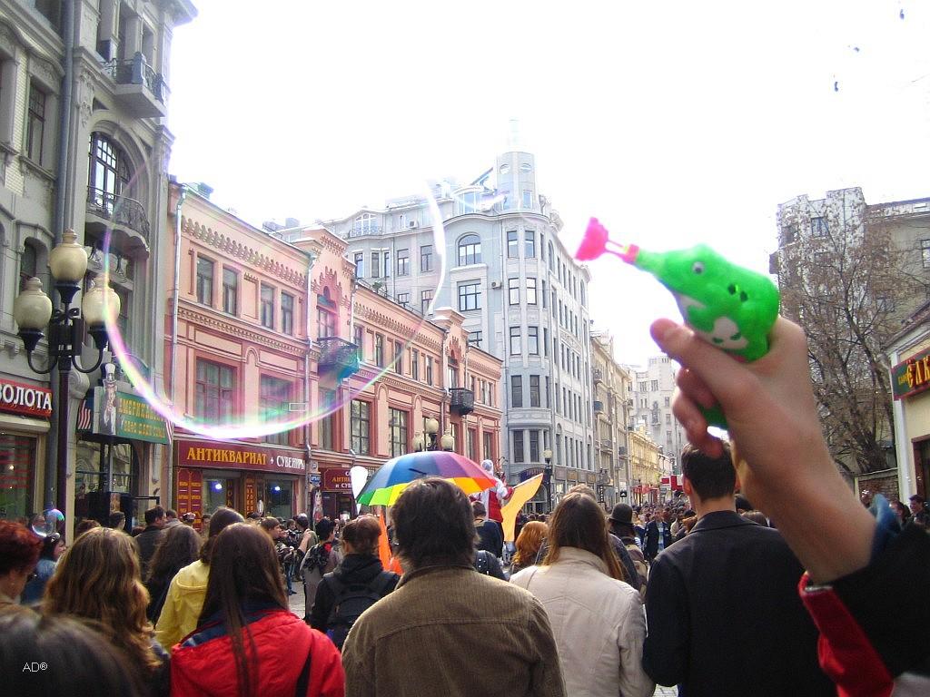 Праздник мыльных пузырей 2008