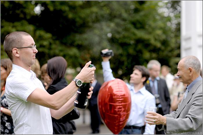 Боткин и шампанское