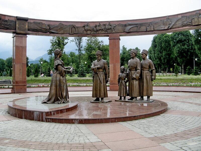 Вхождение Осетии в состав России