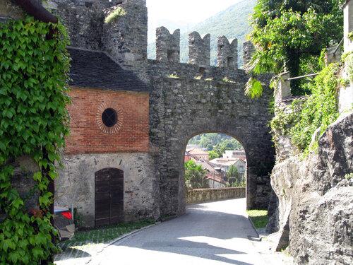 В замке Гранде