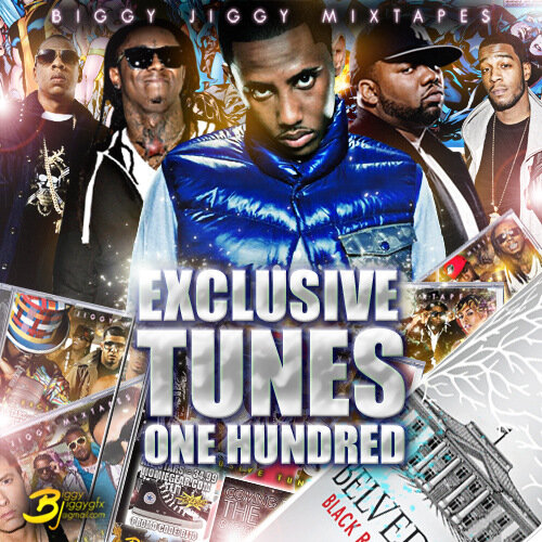 Biggy Jiggy Mixtapes - Exclusive Tunes 100