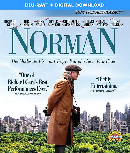 Стратегия Оппенгеймера / Norman: The Moderate Rise and Tragic Fall of a New York Fixer (2016/BDRip/HDRip)