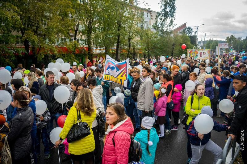 интерсвязь аллея первоклассников 2015 челябинск фото