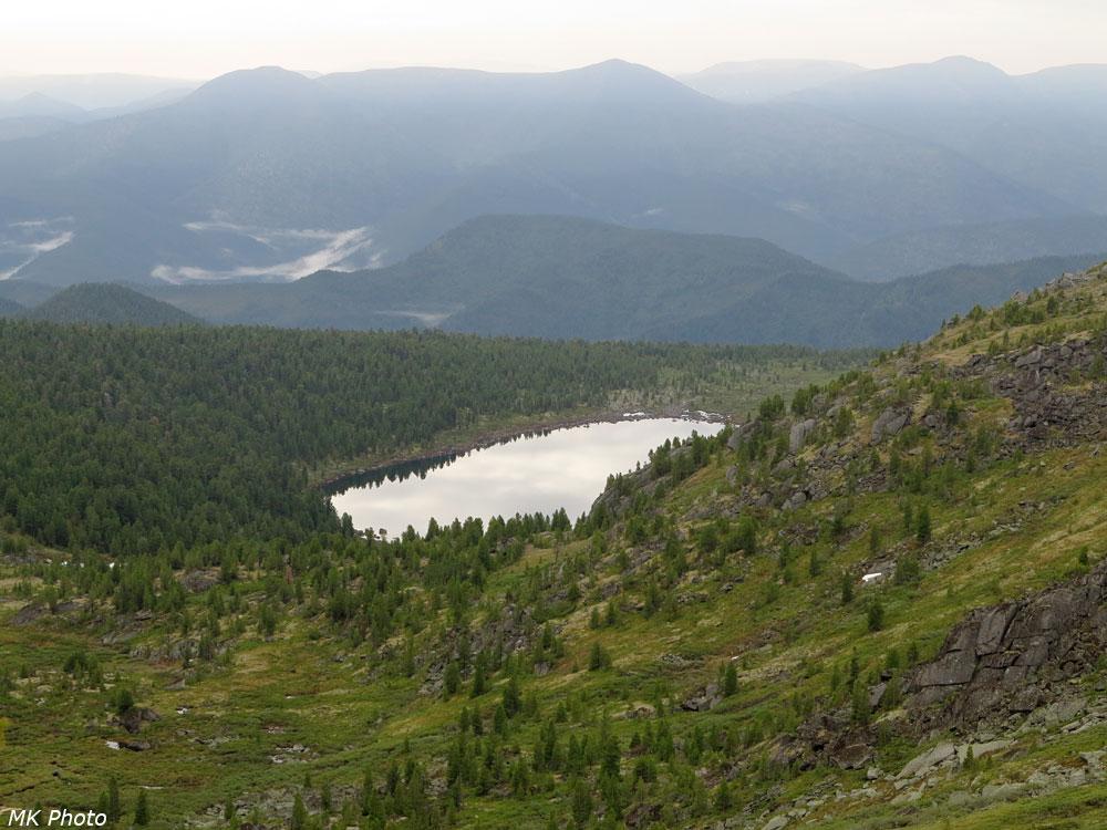 Озеро Звериное