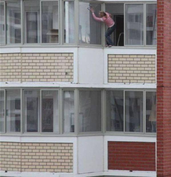 Люди, которые не слышали о технике безопасности