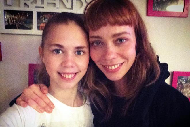 Екатерина Самуйлина и Маргарита Симонова в роли Юлии Ольшанской