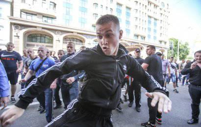 «Тітушки» начали угрожать активистам ДВИЖЕНИЯ НОВЫХ СИЛ возле границы (ФОТО, ВИДЕО) — РНС