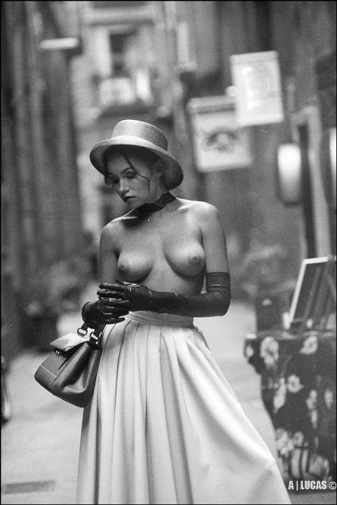 В Париже / фото Andrew Lucas
