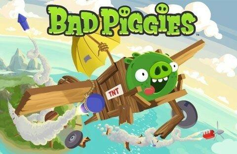 Bad Piggies   Злые свиньи (v.1.5.1)