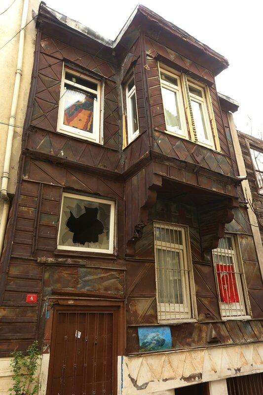 Стамбул. Окрестности Малой Софии