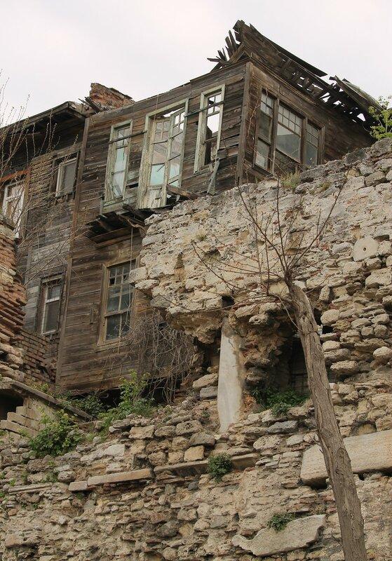 Istanbul. Bukoleon palace
