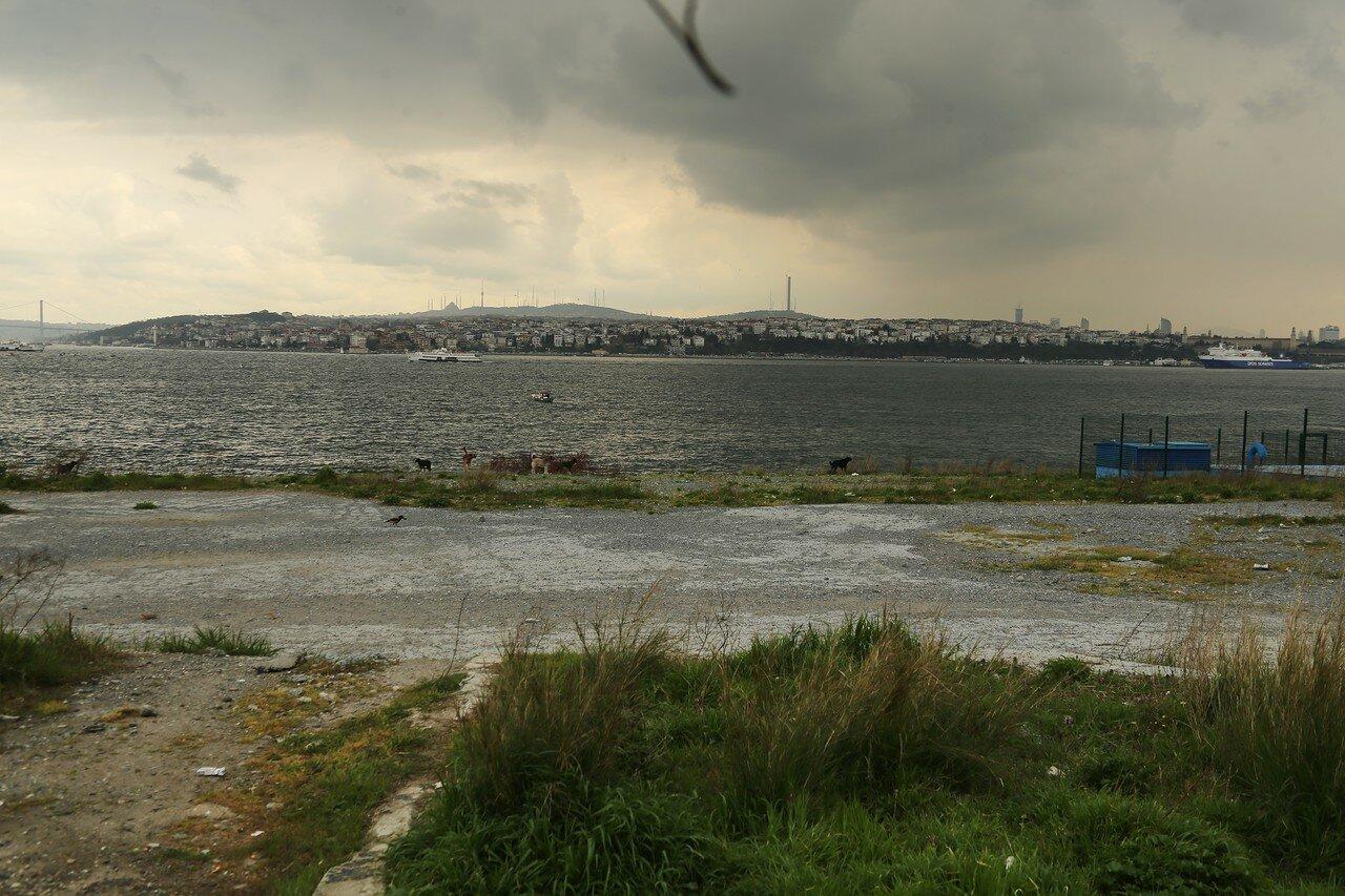 Стамбул. Дворцовый мыс (Сарайбурну)
