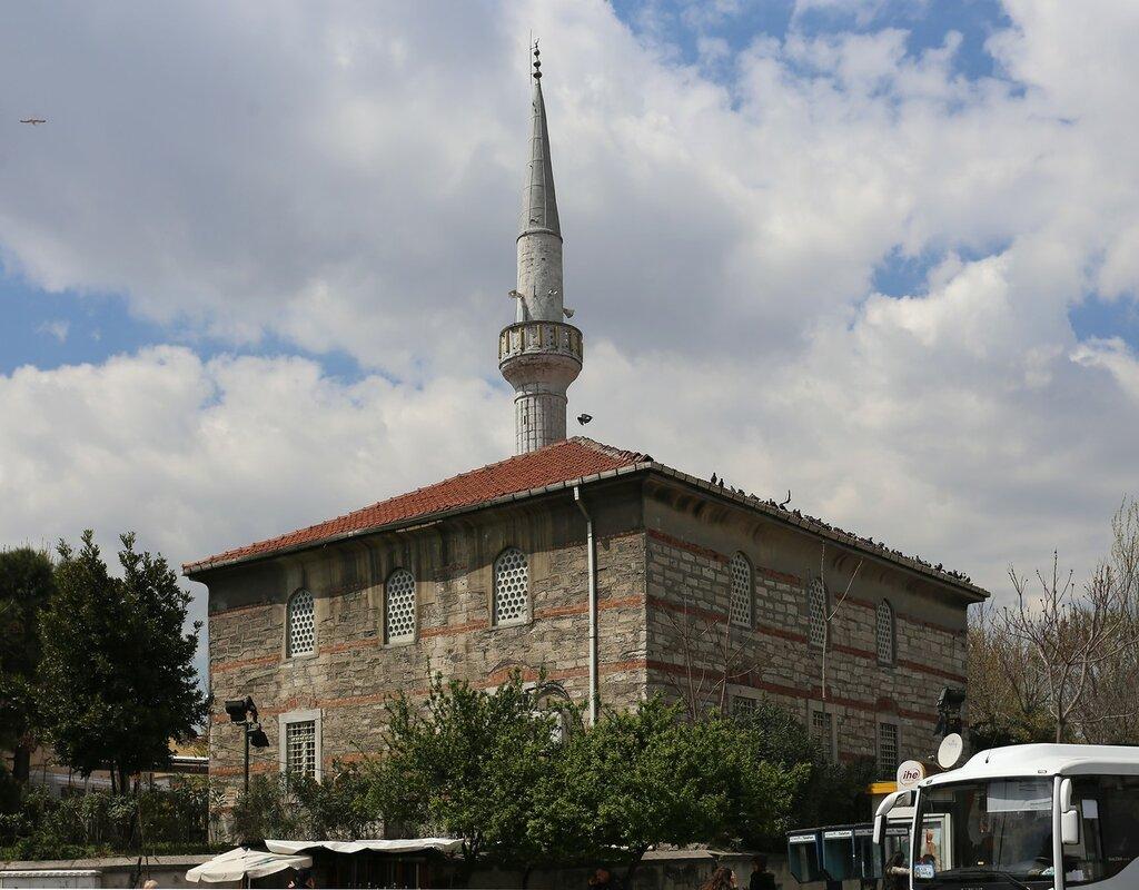 Istanbul. Beyazit Ağa Mosque (Beyazit Ağa Cami)