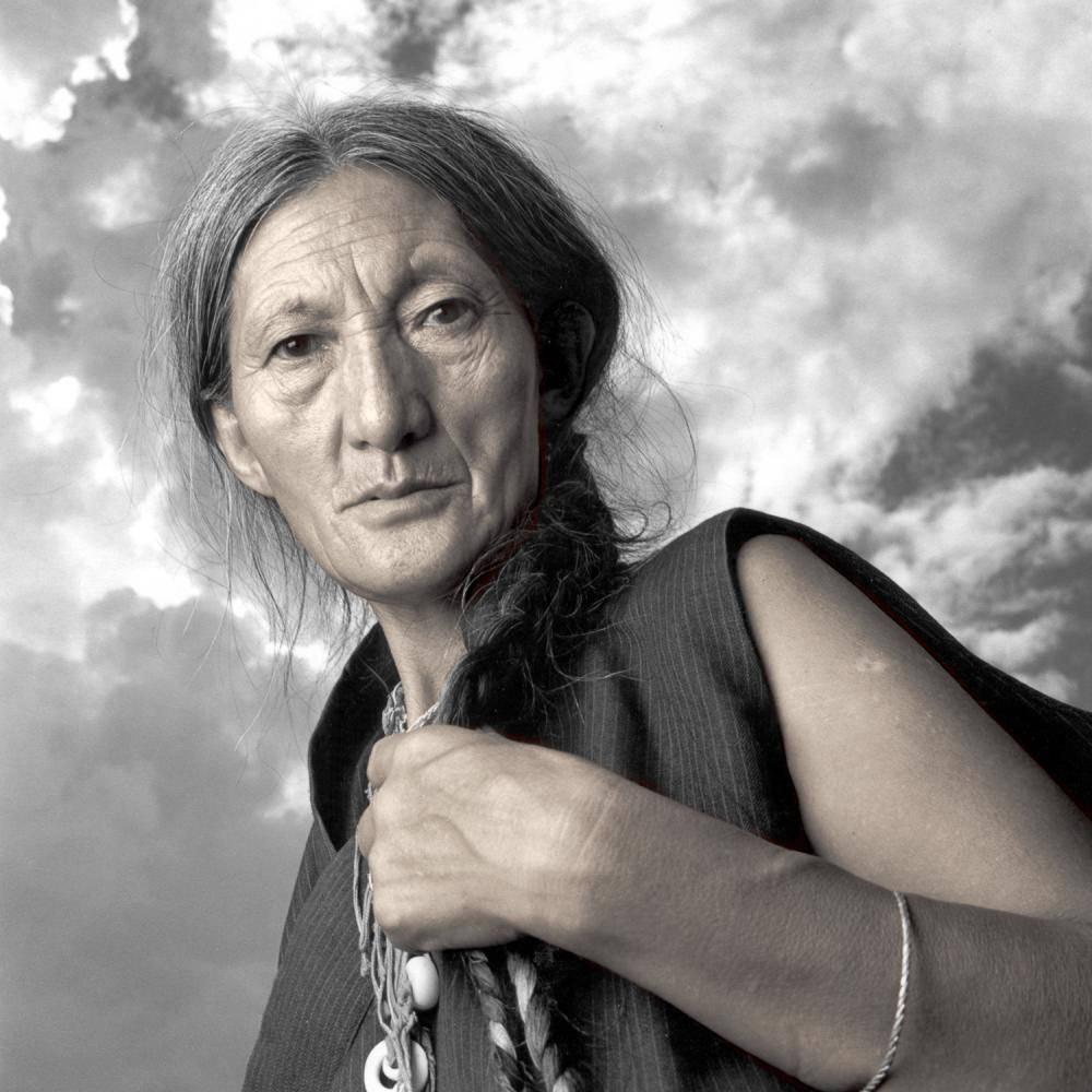 Фотограф Фил Боргес – тибетский портрет