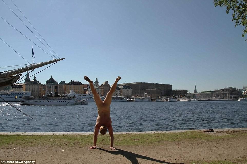 18. Стокгольм, Швеция