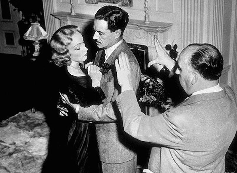 20. «Страх сцены», 1950 год.