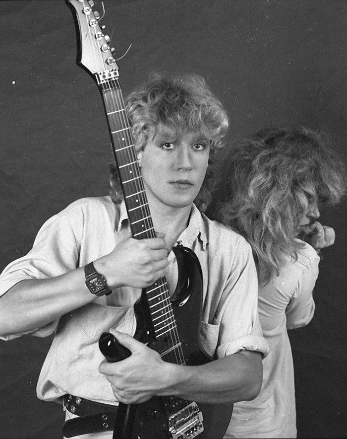 5. Владимир Кузьмин и Алла Пугачева, 1986 г. Фото Сергея Борисова.
