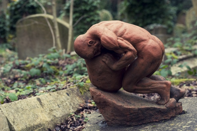 © Ann Wuyts/flickr     Хайгейтское кладбище— одно изсамых «легендарных» вЛондоне. Пос