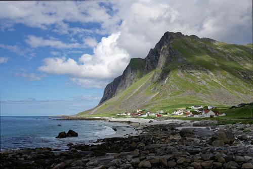 Фото отчет. Норвегия. Лофотенские острова.