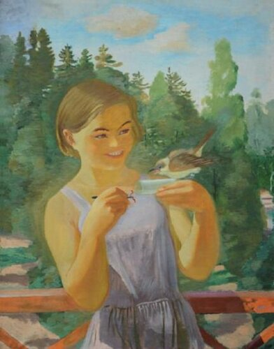 Пахомов_Юная натуралистка_1935–1937.jpeg