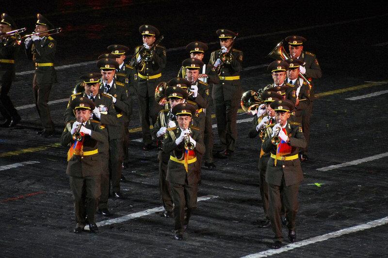 Оркестр Главного штаба Вооруженных сил Армении