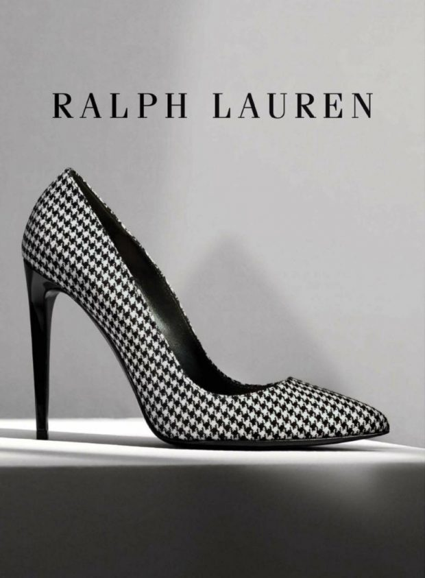 Top Model To Watch FARETTA Back for RALPH LAUREN Fall Collection